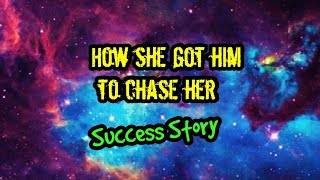 How she got him to chase her ft Megan | Success Story