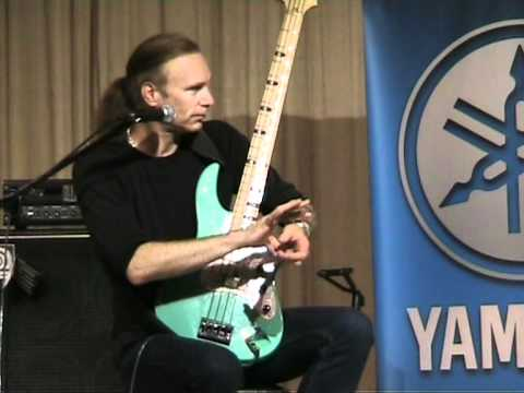 Billy Sheehan Clinic Milano Lucky Music