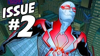 Spider-Man 2099 (All-New All-Different) Issue #2 Full Comic Review! (2015)