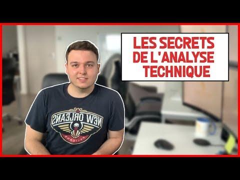 LES SECRETS DE L'ANALYSE TECHNIQUE