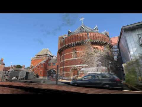 Part4 - Laser Scan: Stratford-upon-Avon (RSC, Waterside)