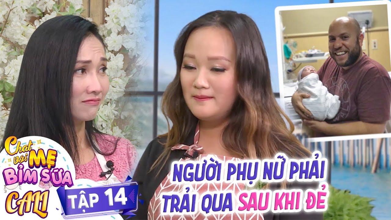 Chat Với Mẹ Bỉm Sữa Cali Tập 14: CEO mồ côi cha mẹ cùng lúc trầm cảm và liệt người ngay sau sinh