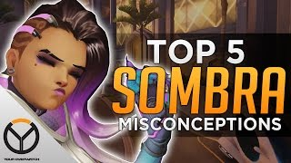 Overwatch: Top 5 Sombra Misconceptions & How To Fix Them