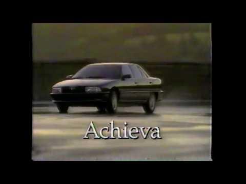 1995 Oldsmobile Car Commercial