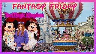🔴LIVE.Fantasy Friday at the Magic Kingdom|IASW|Move it Shake It