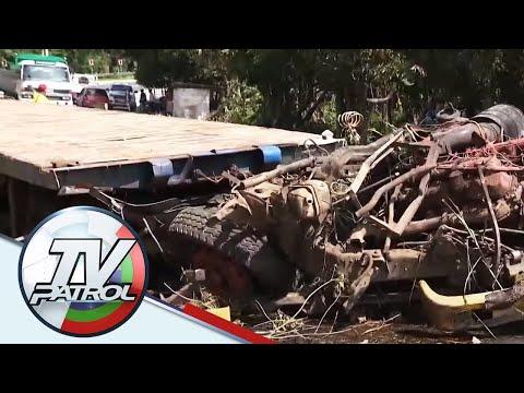 4 patay, 2 sugatan sa aksidente sa Nasugbu, Batangas | TV Pa