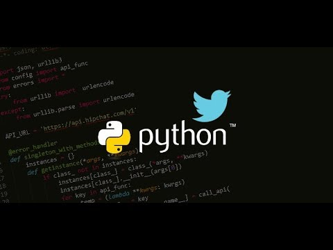 Twitter Bot With Python 01 - Creating Twitter App And Getting Access Tokens