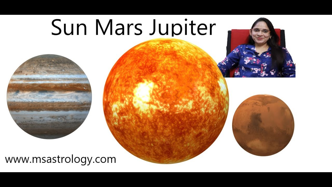 mars jupiter conjunction vedic astrology