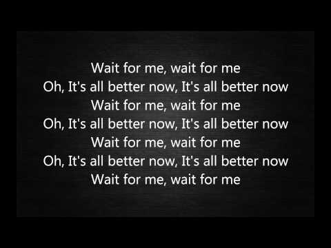 Kings of Leon - Wait for me (Lyrics)
