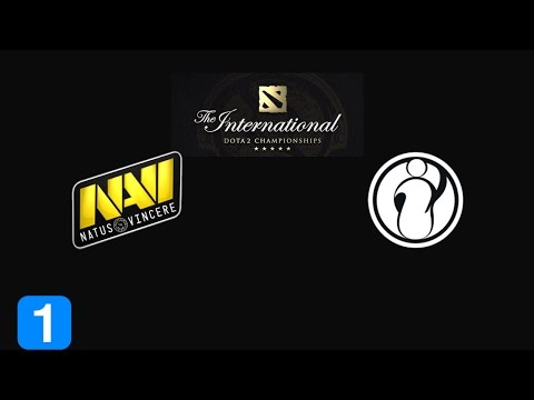 Highlights Natus Vincere vs Invictus Gaming - The International 2015 poster