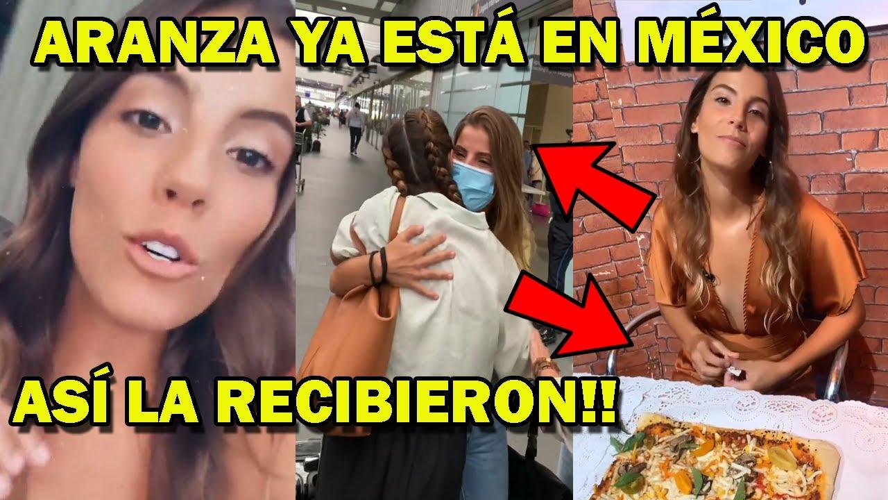Aranza llega a México y así la recibieron!! - Survivor México