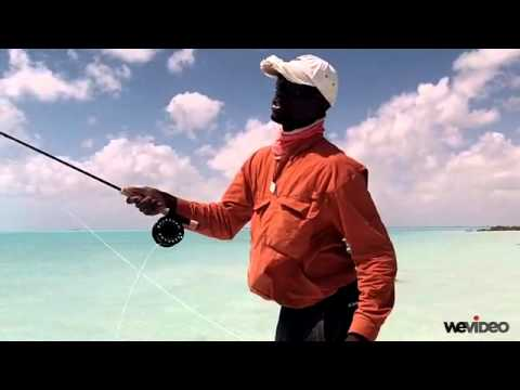 Double Haul Fly Cast - Capt. Shawn Leadon - Bahamas Bonefishing - Andros Island Bonefish Club