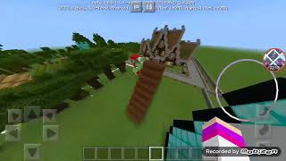 MCPE:Tour Sa Aking Hide And Seek Map #No Cheat