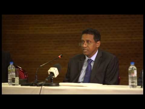 Address President Danny Faure - 6th Meeting of African Ministers of Health of SIDS
