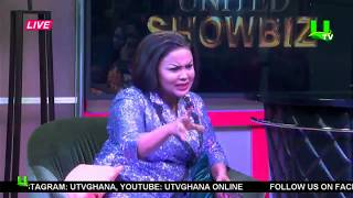 United ShowBiz with Nana Ama Mcbrown (07/09/19)