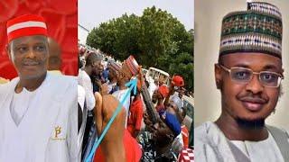 Rigimar Sheikh Fantami da Kwankwaso dalilin da yasa har yan kwankwasiyya suka yiwa malamin ihu