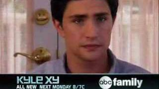 "Trailer for Kyle XY 1.06 ""Blame It On the Rain"""