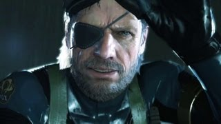 Metal Gear Solid Ground Zeroes Trailer