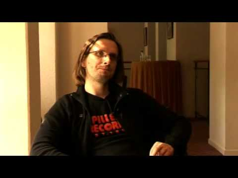 Steven Wilson (Porcupine Tree ) interview pt 1 (19/08/2009)