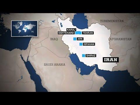 Tensions rise in Iran as US sanctions loom
