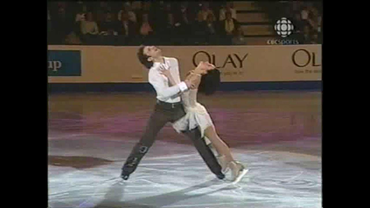Dubreuil & Lauzon - Ne Me Quitte Pas - World Championships Gala 2006