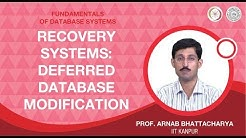 Recovery Systems: Deferred Database Modification