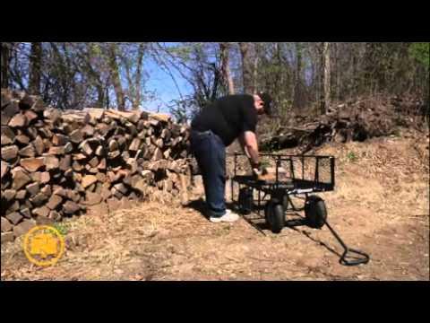 Best farm wagon and Garden Wagon, Landscaping Wagon, Utility Cart