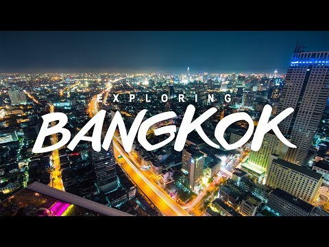 Exploring Bangkok, Thailand in 4 Days 🇹🇭 (Travel Vlog)
