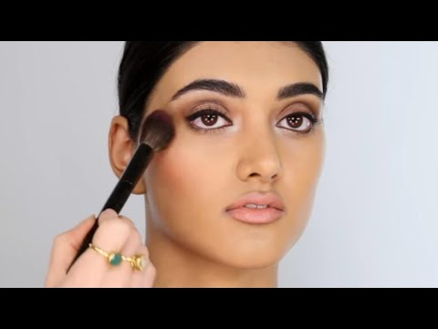 Pretty Glam Makeup Look (Great for events, photography, weddings etc)