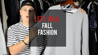 Let's Talk Fall Fashion: My Thoughts and Must Haves Thumbnail