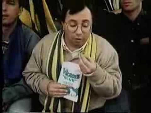 Publicidad - Victors blue [1993] ¡Penalty árbitro!
