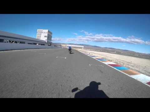 Maandag 23-11-2015 | Onboard D Appie 2-takt - Zeelenbergracing - Almeria