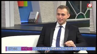 Александр Николаевич Глуздов о выставке-ярмарке ремесленников «Город мастеров»