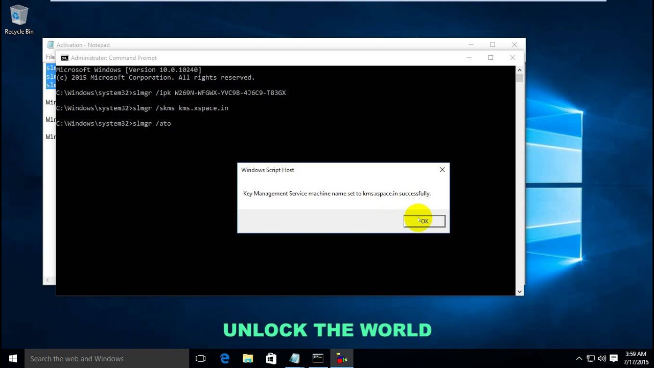 How To Activate Windows   Pro Build  Offline