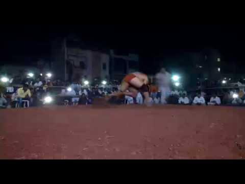 Kiran bhagat vs amol fadatare satara trail 2016