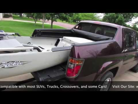 How To Transport Large Kayaks Short Bed Truck Suv And Some