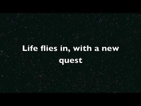 Flyleaf - New Horizons (lyrics on screen)