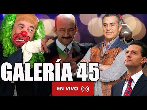 GALERÍA #45 : SALINAS, LAS FIRMAS DEL BRONCO, LEY CHAYOTE Y ACTUALIDAD DE CANDIDATOS
