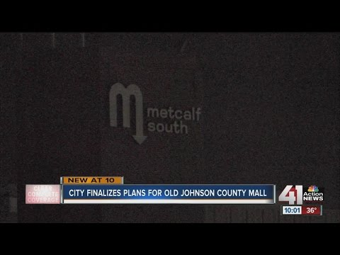 Overland Park approves plans for Metcalf mall