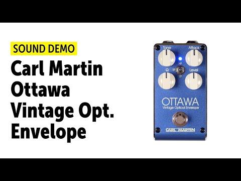 Carl Martin Ottawa - Sound Demo (no talking)