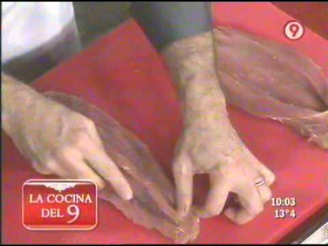 Solomillo de cerdo relleno con membrillos al vino tinto for Cocina 9 ariel rodriguez palacios facebook