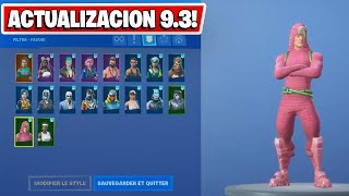 🔴 NOUVEAU!! ALL FORTnite 9.30 UPDATE FILTRATED SKINS
