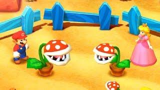 Mario Party The Top 100 - Minigame Island - Mario vs Rival | Cartoons Mee