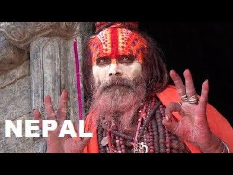 NEPAL 3 I Pashupatinath Tapınağı I Kutsal Adam Sadular