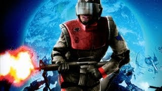 CGRundertow EARTH DEFENSE FORCE 2017 for Xbox 360 Video Game Review