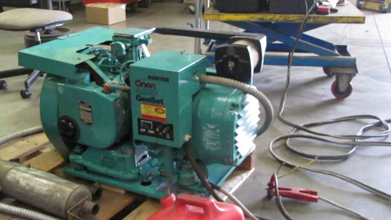 Image result for 4.0 onan rv generator