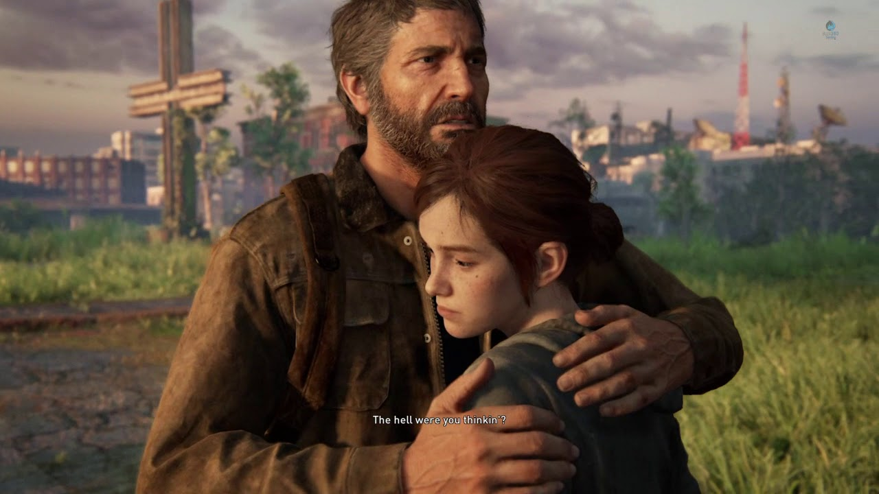 The Last of Us 2: Joel Tells Ellie The Truth - YouTube