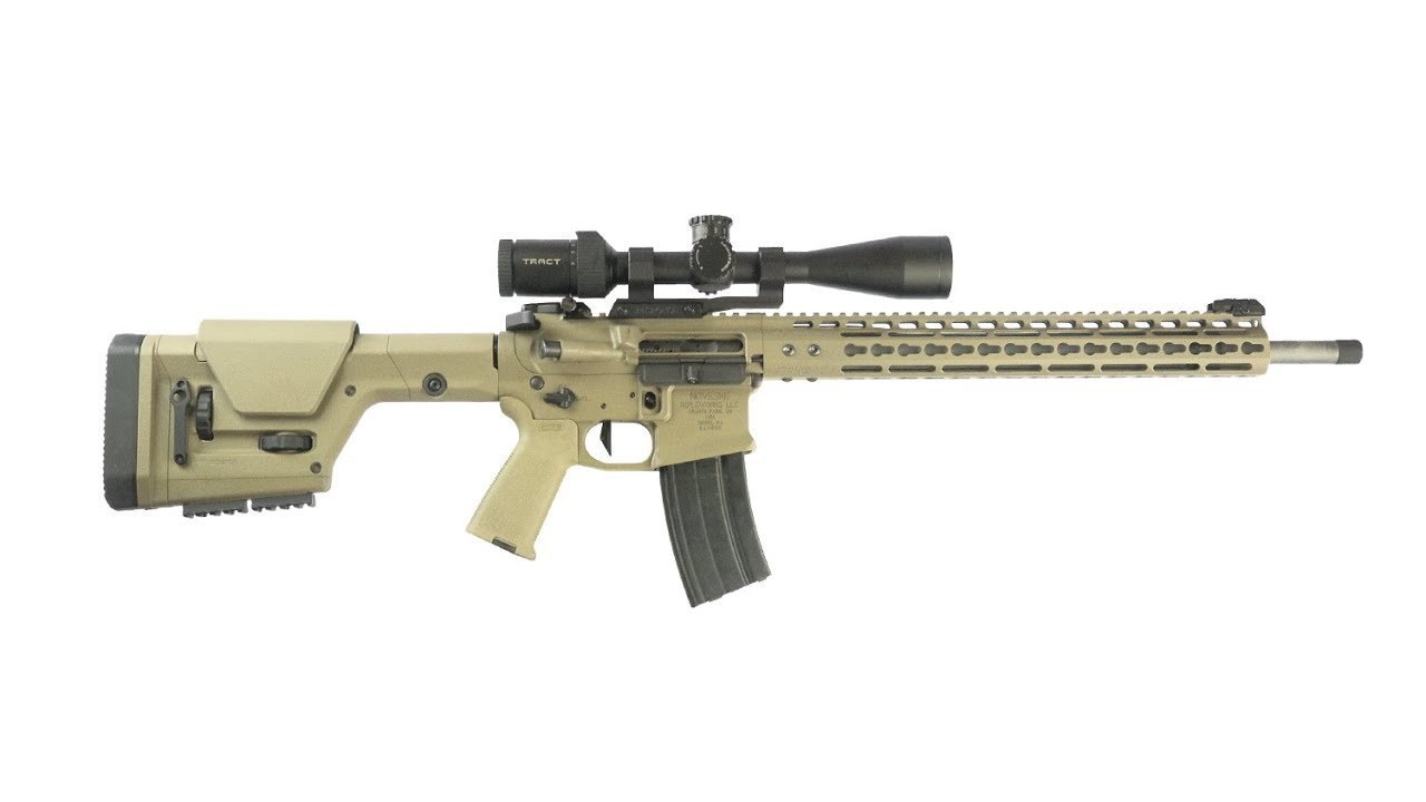 NRA Gun of the Week: Nosler Varmageddon AR Rifle