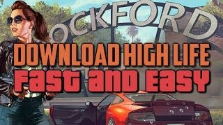 GTA 5: HOW TO DOWNLOAD HIGH LIFE DLC & FIX IF NOT WORKING