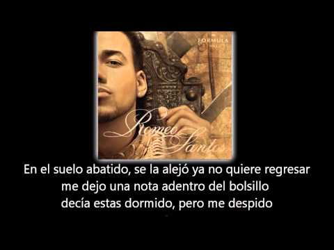Descargar MP3 Romeo Santos - Soberbio (lyric - letra)